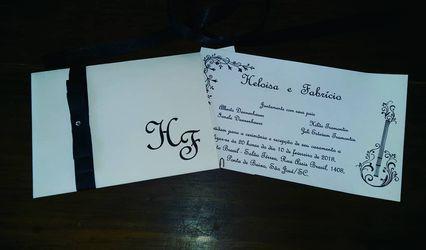 Michela Melo Convites