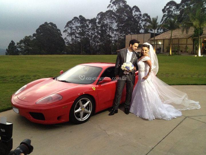Casamento Quinta da Cantareira