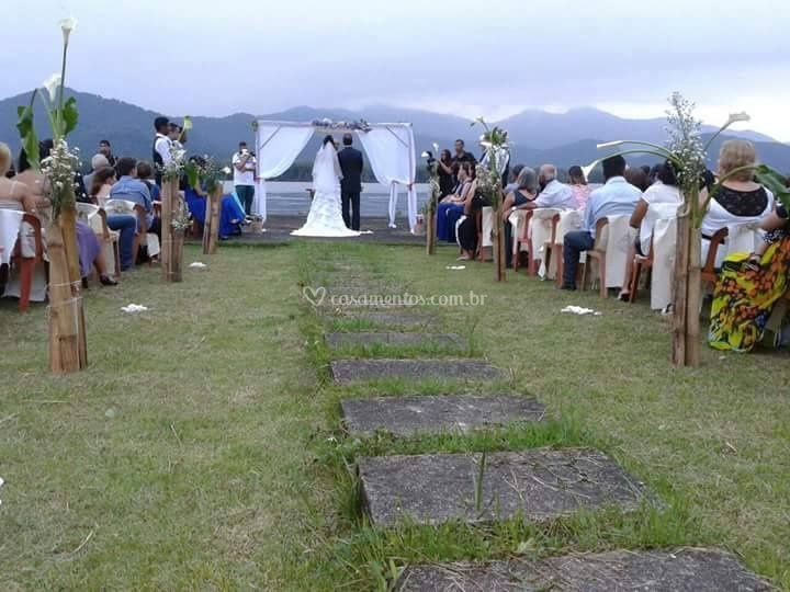 Casamento - Andréa e Paulo