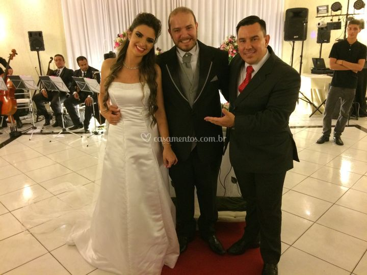 Casamento Marcus e Mayara