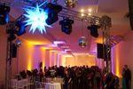 Ilumina��o do sal�o de Gimenes Eventos