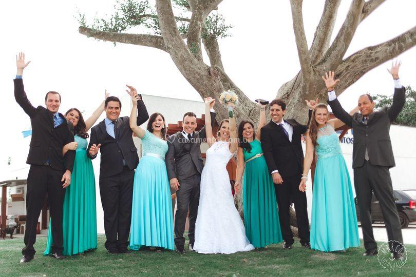 Mini Wedding de dia