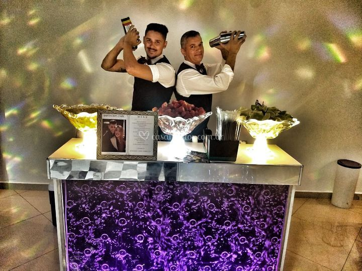 Bartenders e bar!