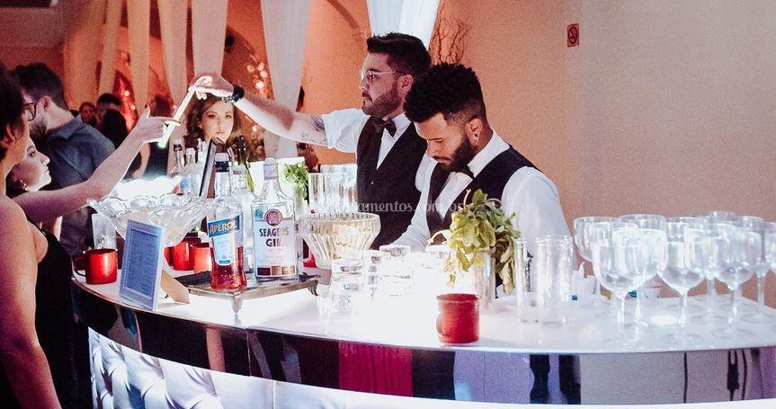 Bartender's stark