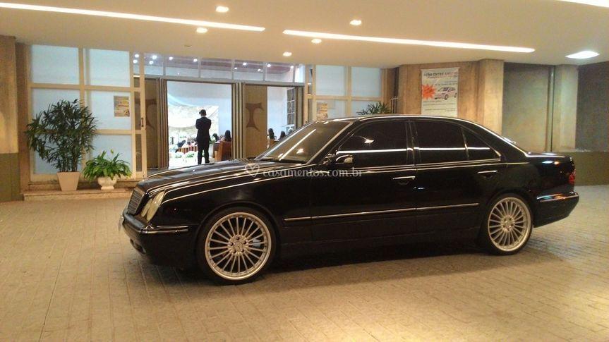 Black prime car for Prime motor cars mercedes benz