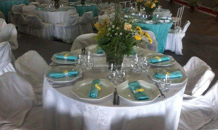 Um banquete completo