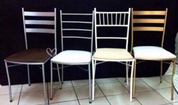 Cadeira ferro