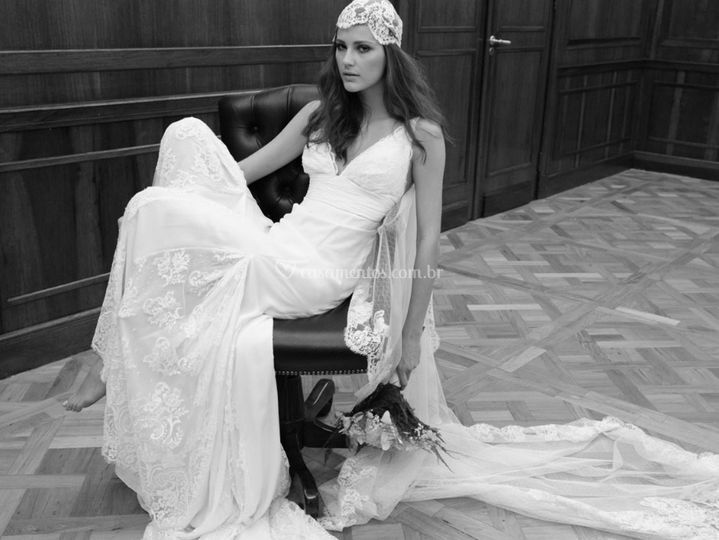 Vestido para casamentos