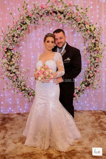Casamento Vivi  e Cleiton