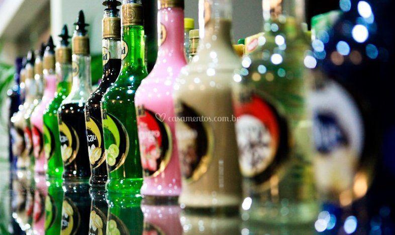 Bebidas com estilo