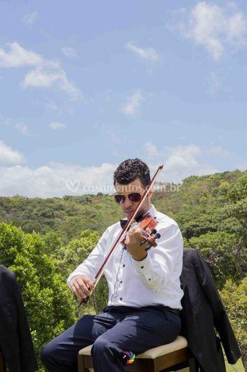 Violino -  Jere Sax & Banda
