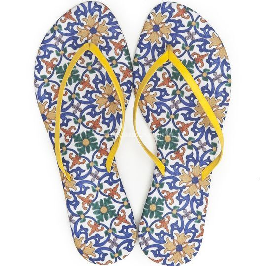 Rasteirinha azulejo português