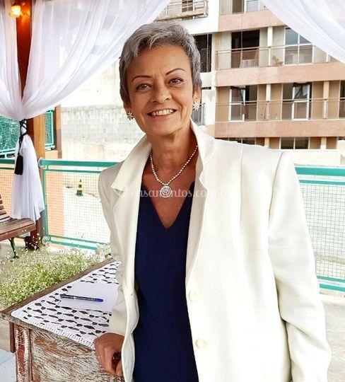 Celebrante Iracema Nogueira