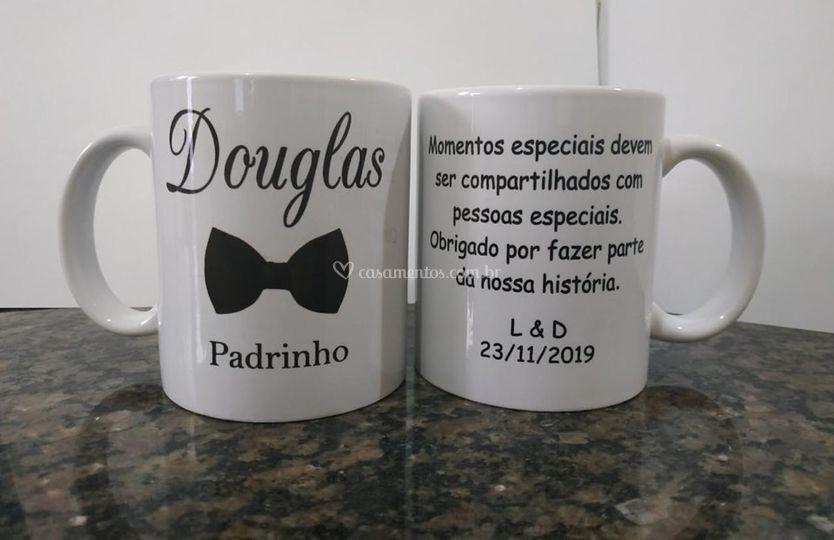 Caneca Padrinho