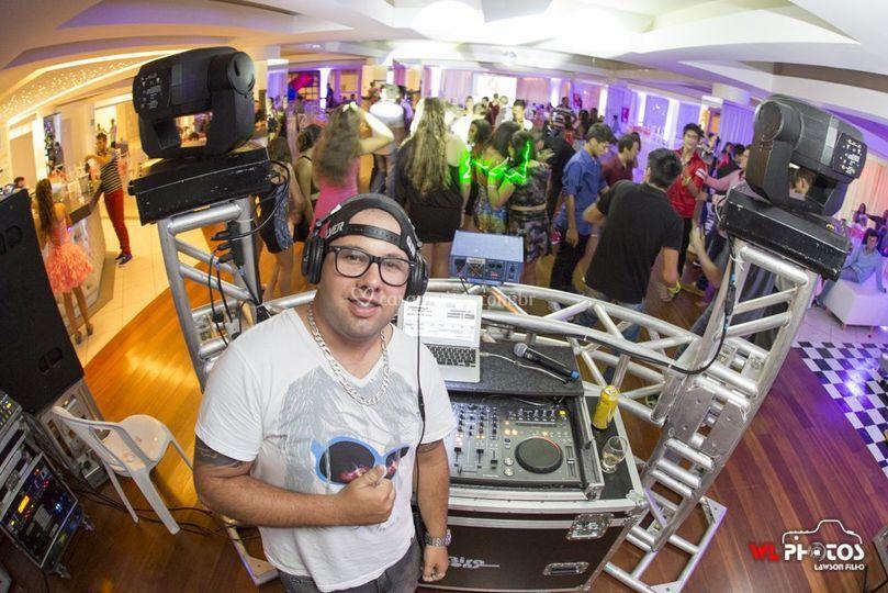 DJ, Som, Luz, Imagem