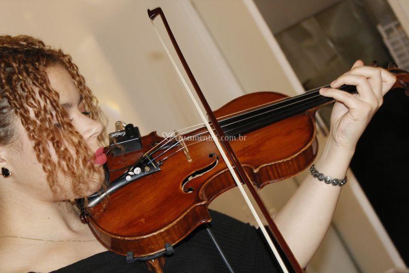 Violinista da Empresa