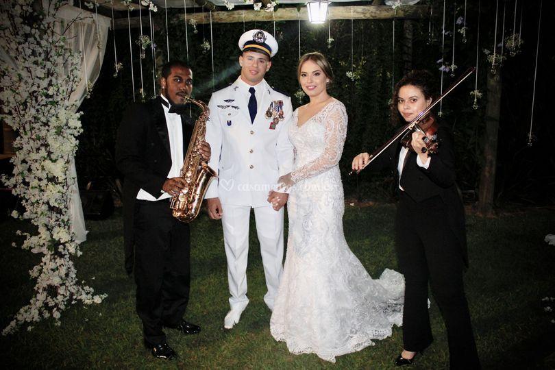 Casamento Militar-30/04/2018