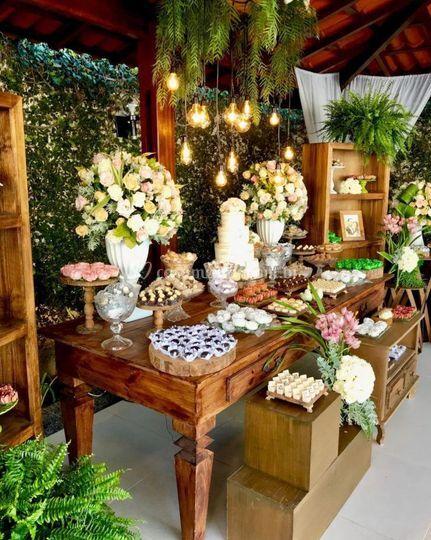 Mesa principal.com lindas rosa