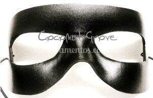 Máscara Masculina Vofino Couro