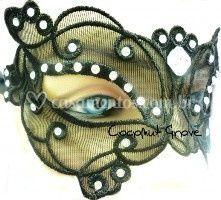 Máscara de Renda Jejouex