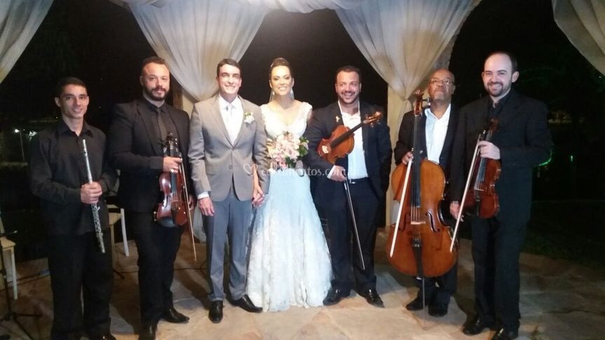 Casamento Lagoa Pampulha BH