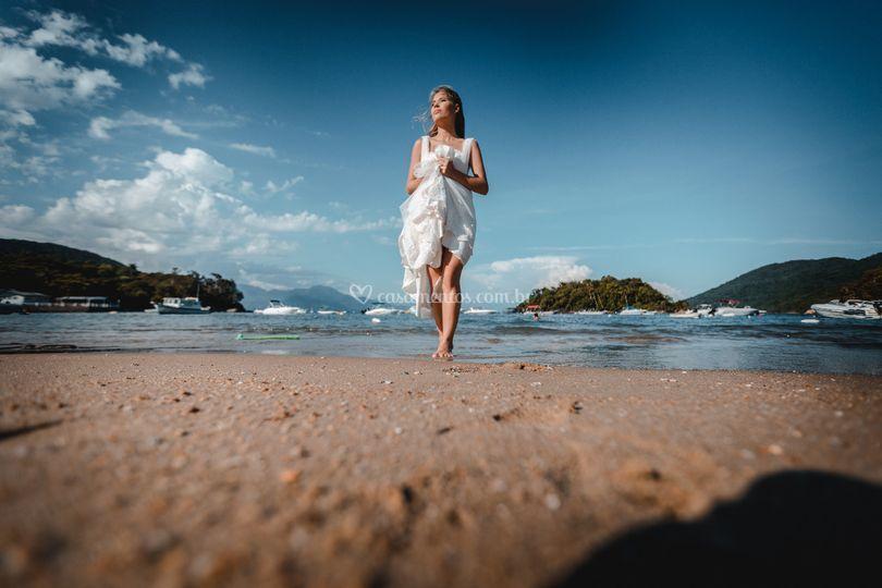 Casamento na praia - Angra