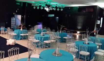 Raggi Hall Casa de Festas 1