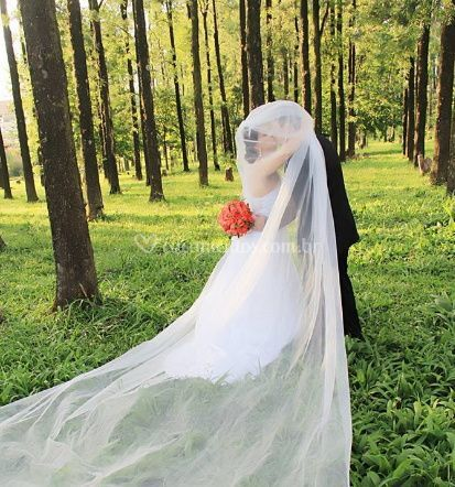 Ensaio recém-casados