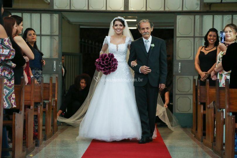 Vestido de noiva 02 em 01
