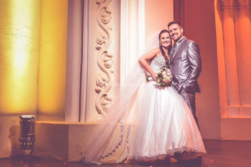 Karen e Vinicius