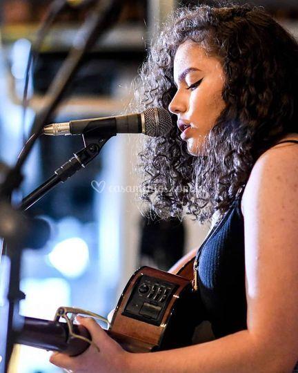 Maria - Voz e violão