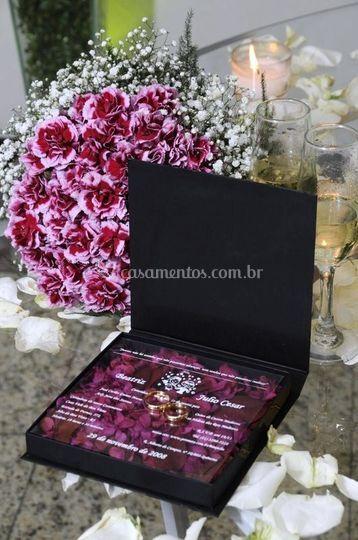 Convite box 15x5x02