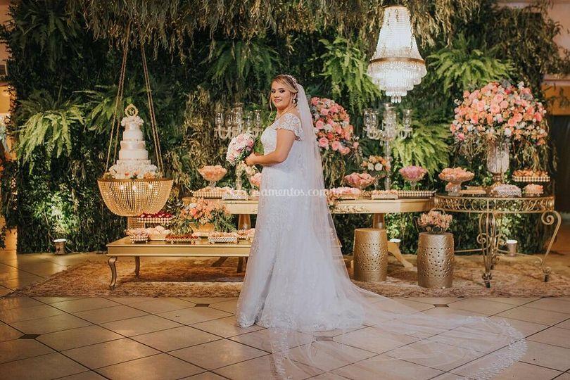 Casamento Camila e Átila