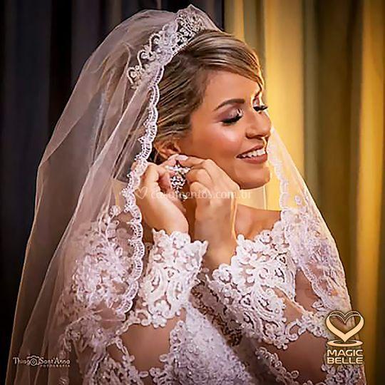 Noiva Raphaela