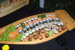 Comida japonesa de Churrasco G�nio do Sabor