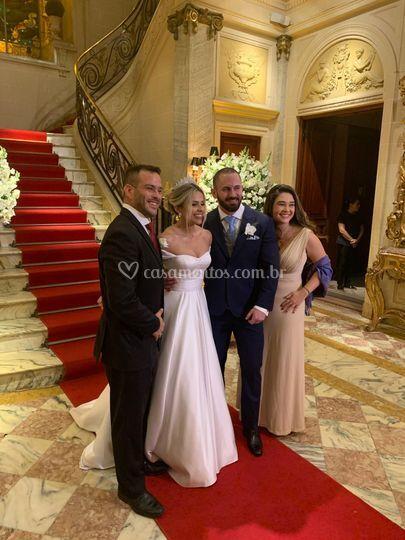 Casamento Dani e Rafa