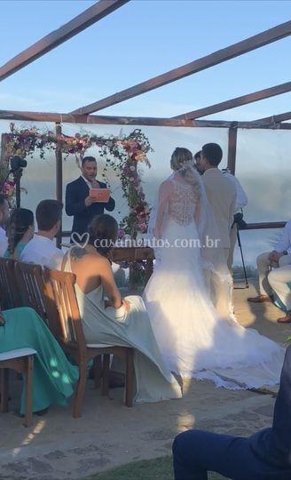 Casamento Maíra e Danilo