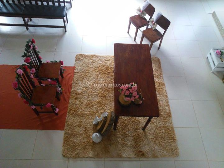 Altar/cerimonial