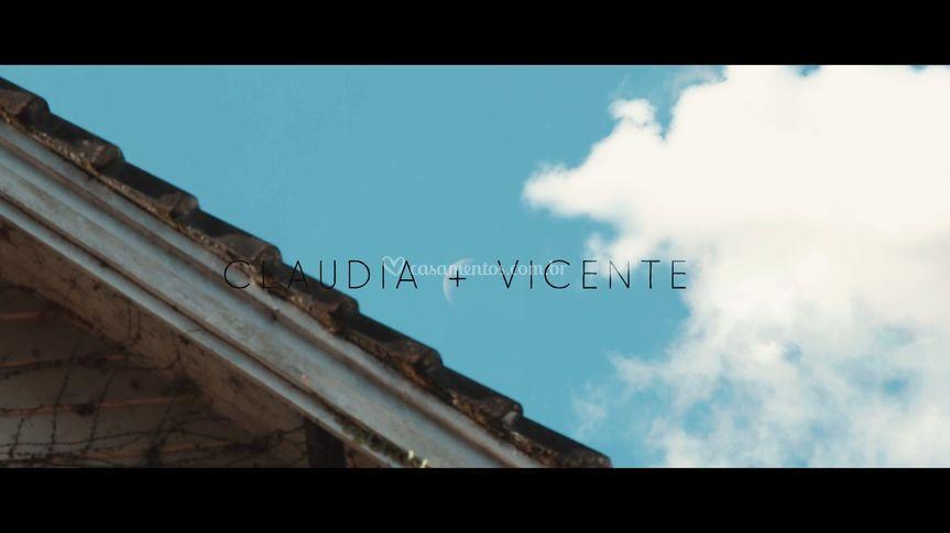 Claudia + Vicente