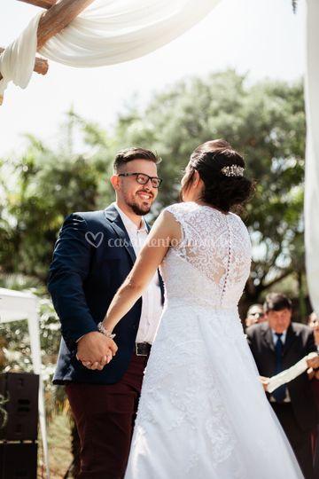 Estella e André Wedding