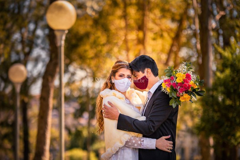 Casamento na pandemia