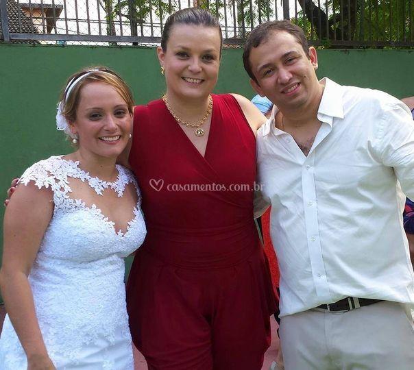 Casamento Marcela e Fabio