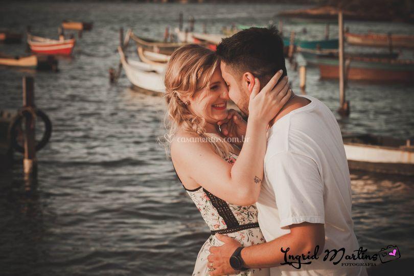 Pré Wedding Camy e Érick