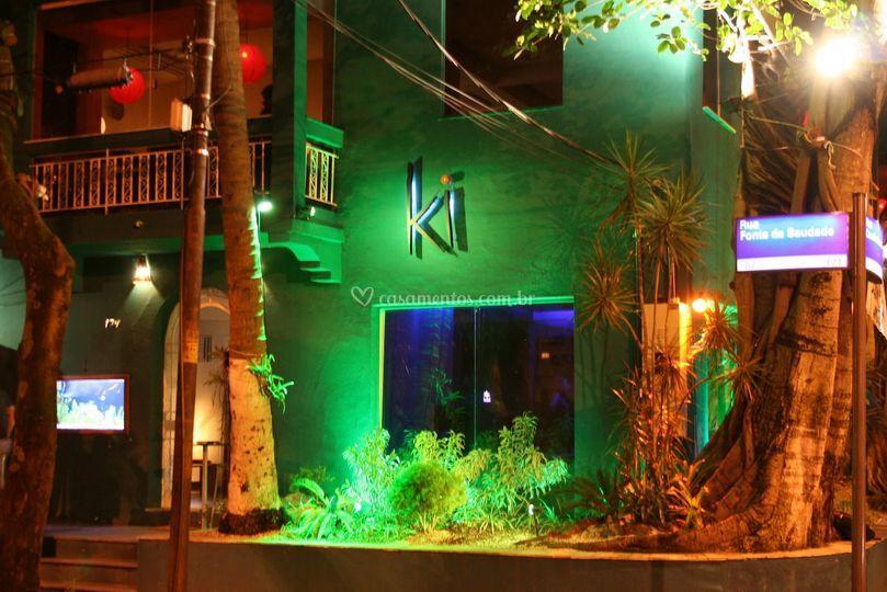 Restaurante social kI