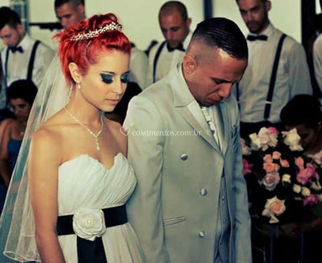 Casamento Amanda & Edi