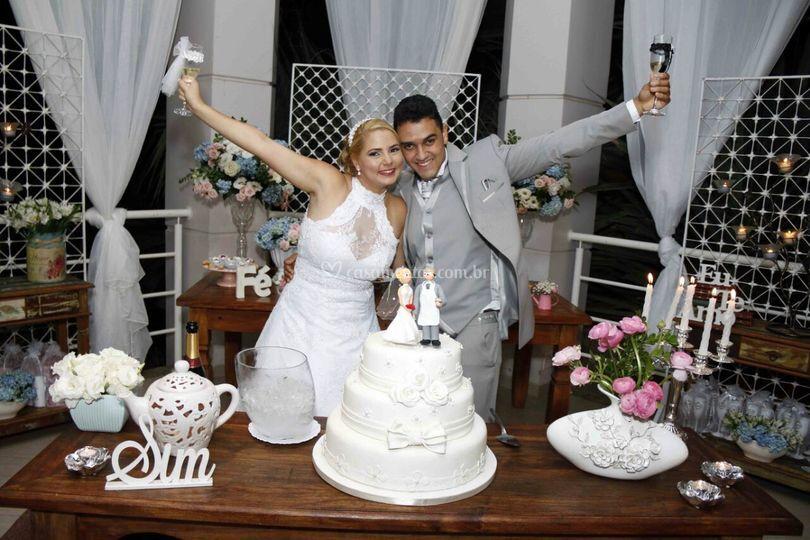 Casamento janaina & Jhonatan