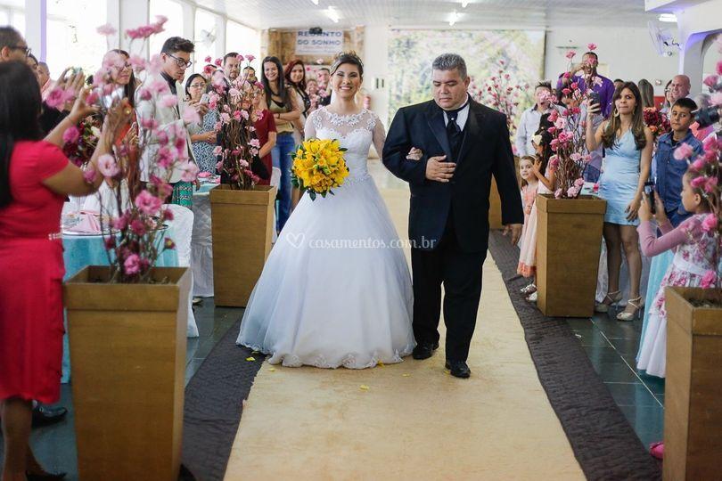 Casamento Caren & Rodrigo