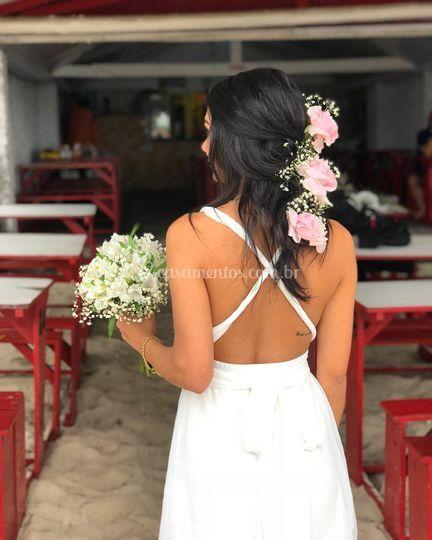 Beauty pré wedding, assessoria