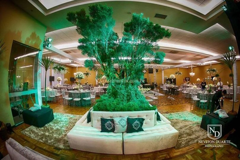 Salão Nobre - Sede Social