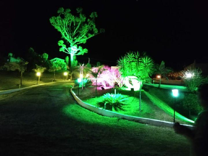 Chácara Iluminada